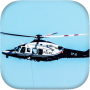 icon Police Helicopter Simulator Game