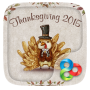 icon Thanksgiving 2015 GO LAUNCHER