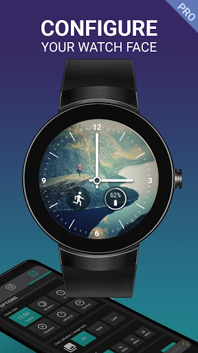 صور ارتداء Android Watch Face