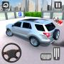 icon In Car Parking Games – Prado New Driving Game