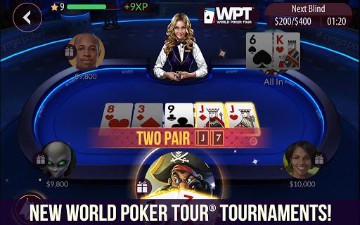 Zynga Poker - تكساس هولدم