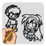 icon How To Draw Manga