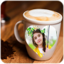 icon Coffee Cup Photo Frame