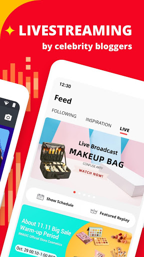 AliExpress تطبيق تسوق