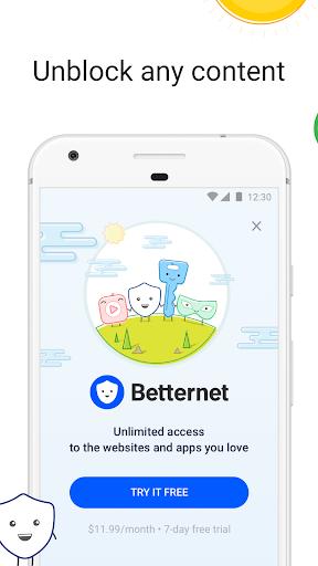 VPN مجاني -إنترنت واي فاي وكيل