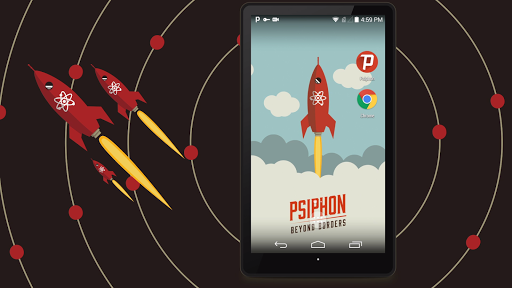 Psiphon Pro - VPN Freedom على الإنترنت