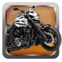 icon Motorcycle Parking 3D