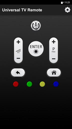 تلفزيون الأشعة تحت الحمراء العالمي للتحكم عن بعد