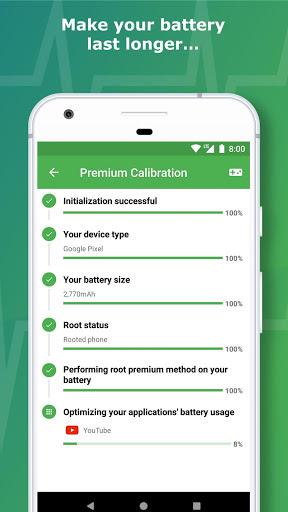 Battery Calibration لـ Lenovo K6 Note - تحميل ملف حزمة تطبيق
