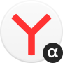 icon Yandex Browser (alpha)