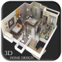 icon 3D Home Design