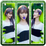 icon Beautiful Grid Photo Collage