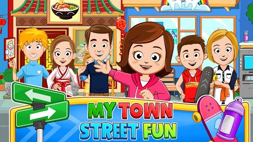 My Town: Street Fun Free