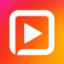icon Video Maker & Photo Slideshow, Music - FotoPlay